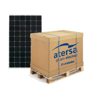 Palet de 25 uds de Panel Solar 310W A-310M ATERSA GS