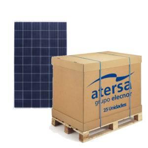 Palet de 31 uds de Placa Solar ATERSA 280W A-280P GS