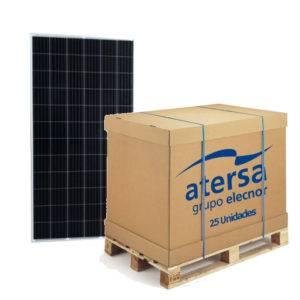 Palet de 25 uds de Panel Solar A-390M ATERSA GS