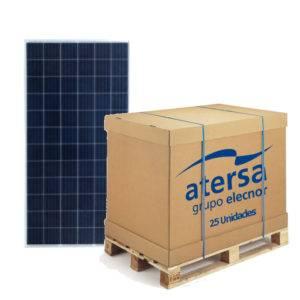 Palet de 25 uds de Placa Solar ATERSA A-335P GS