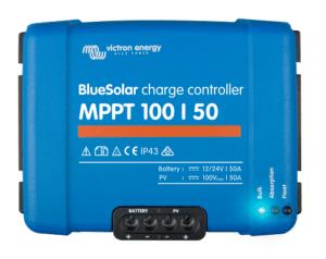 Regulador Victron BlueSolar MPPT 100/50