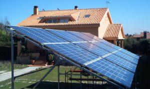 Placas solares: ¿con o sin baterías?
