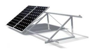estructuras para paneles solares
