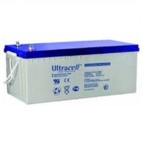 Batería gel 12V 316 Ah C100 Ultracell UCG275-12