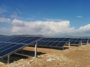 Instalación de bombeo solar en Zaragoza