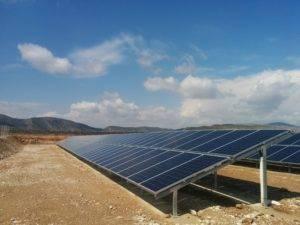 instalación de sistema de bombeo solar en zaragoza Atersa