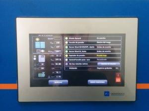 cuadro de control de bombeo solar en Zaragoza